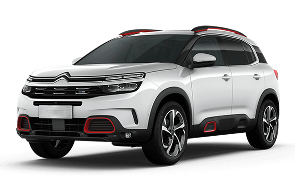 citroen c5 aircross car e noleggio a lungo termine partner di arval. Black Bedroom Furniture Sets. Home Design Ideas